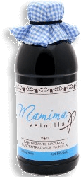Concentrado de Vainilla Mamima Natural 250 mL