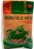 Nopalia Churritos de Nopal