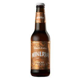 Minerva Cerveza Pale Ale Botella