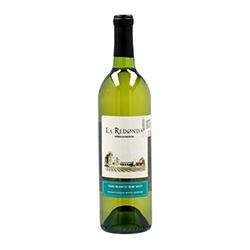 Vino Blanco Semiseco La Redonda 750ml