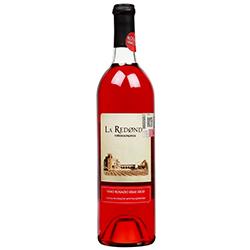Vino La Redonda Rosado Semiseco 750 ml