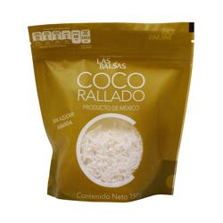 Coco Las Balsas Rallado 150 g