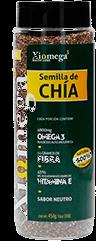 Semilla Xiomega de Chía 454 g