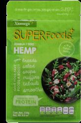 Super Foods Xiomega Semilla de Canamo 250 g