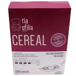 Cereal Tía Ofilia Natural 400 g