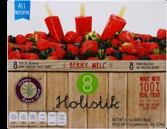 Paleta Holistik de Frutos Rojos 224 g