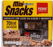 Chocolate Con Amaranto Picard Mini Snacks  180 g