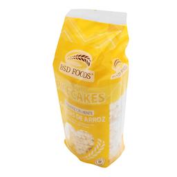 Galletas De Arroz Bsd Foods Con Maíz 72 g