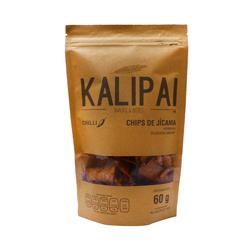 Chips de Jícama Kalipai Deshidratada Con Chilli 60 g