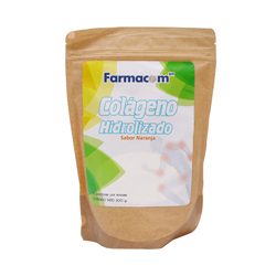 Colageno Hidrolizado Naranja 300 Grs