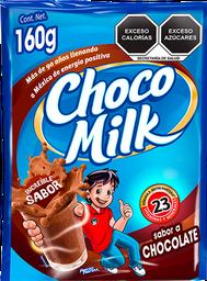 Chocolate En Polvo Choco Milk  160G