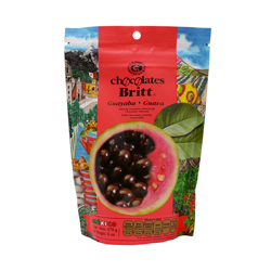 Chocolate Britt Con Guayaba 170 g