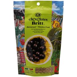 Chocolate Oscuro Britt Maracuyá 170 g