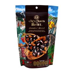 Chocolate Britt Con Almendra 142 g