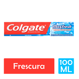 Pasta Dental Colgate Maxfresh Cool Mint
