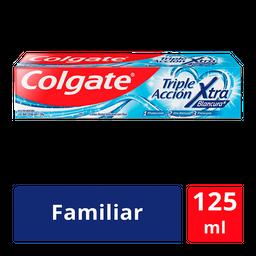 Pasta Dental Colgate Triple Acción Extra Blancura 125 ml