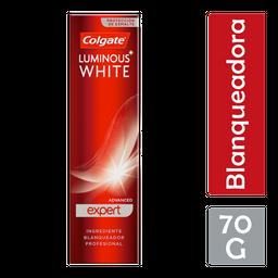 Pasta de Dental Colgate Luminous White Advaced Expert 70GR