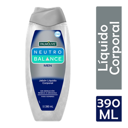 Jabón Corporal Neutro Balance Men 390 mL