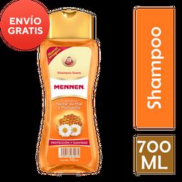 Shampoo Mennen Familiar Clásico Miel y Manzanilla 700 mL