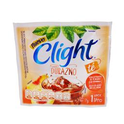 Polvo Para Agua Clight Té de Durazno 7 g