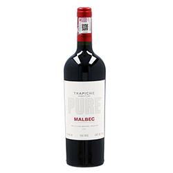 Vino Tinto Pure Malbec 750 ml