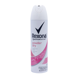 Antitranspirante Rexona Motionsense Powder Dry en Aerosol 150 mL