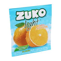 Polvo Para Agua Zuko Naranja Light 12 g