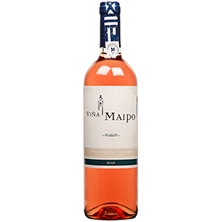 Vino Rosado Viña Maipo Merlot Rose 750ml