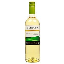 Vino Blanco Sendero Suave Blanco Chardonnay 750mL