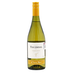 Vino Blanco Tocornal Chardonnay 750ml