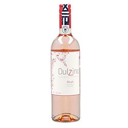 Vino Rosado Dulzino Blush Botella 750 mL