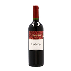 Vino Tinto Reservado Estefanya Cabernet Sauvignon 750 ml