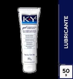Gel Lubricante K-Y  50G