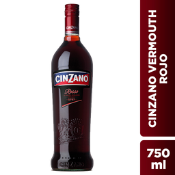 Vermouth Cinzano Rojo 750 ml