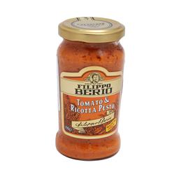 Salsa Pesto Filippo Berio Tomato & Ricotta Pesto 190 g