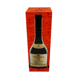 Brandy Torres 5 Solera Botella 700 mL