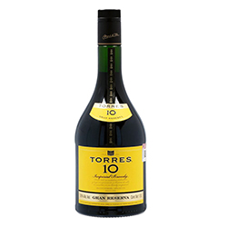 Brandy Imperial Torres 10 Botella 1.5 L