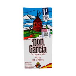 Vino Blanco Don Garcia 1000mL