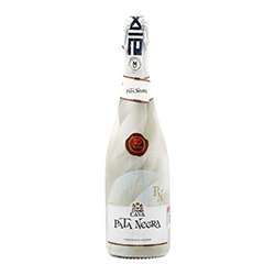 Vino Blanco Espumoso Pata Negra Brut  Botella 750 mL