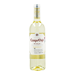 Vino Blanco Rioja Viura Campo Viejo 750ml