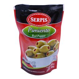 Aceitunas Serpis Rellenas de Pimiento 175 g