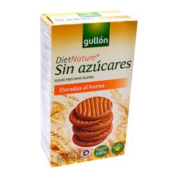 Galletas Gullón Diet Nature Sin Azúcar Doradas al Horno 330 g