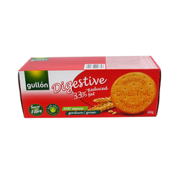 Galletas Gullón Digestiva Con Menos Grasa 400 g