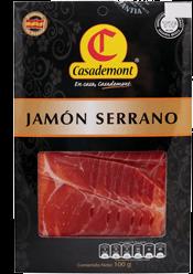 Jamón Casamont Serrano 100 g