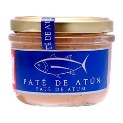 Paté Louriño de Atún 125 g