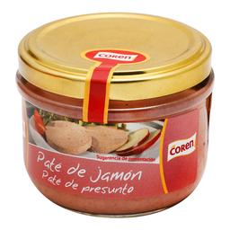Paté Louriño de Jamon 125 g