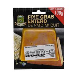 City Market Martiko Foie Grass De Pato Entero