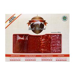 Carnes Frías Real Ibérico Surtido 200 g