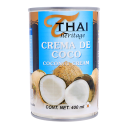 Crema de Coco Thai Heritage 400 mL