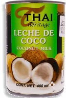 Leche Thai Heritage de Coco 400 mL